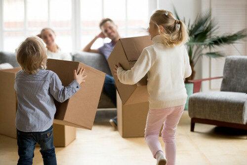 prestation de déménagement cartons gratuits