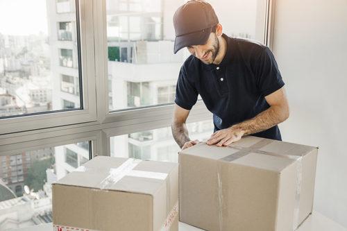 service de déménagement emballage