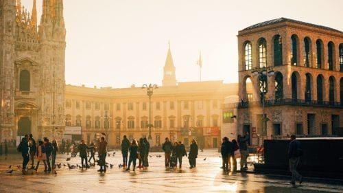 déménager à Milan