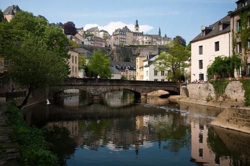 déménager au Luxembourg