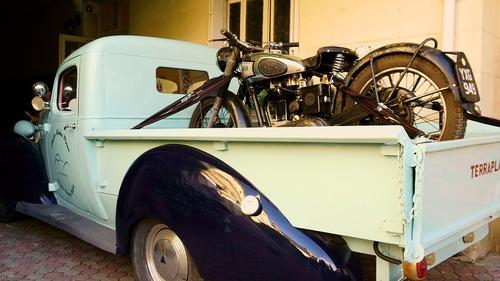 comment transporter sa moto